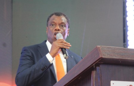 40th Anniversary & NITMA 2018: Chairman of Event, Mr. Austin Okere delivers his Opening Address